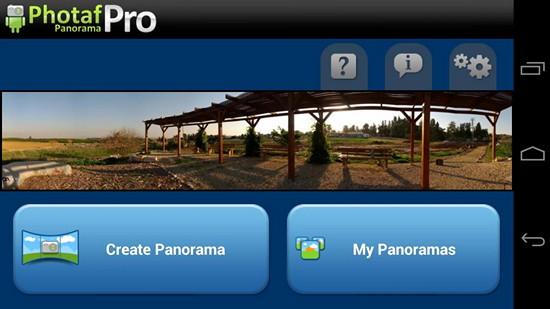 Photaf Panorama Pro Full Apk