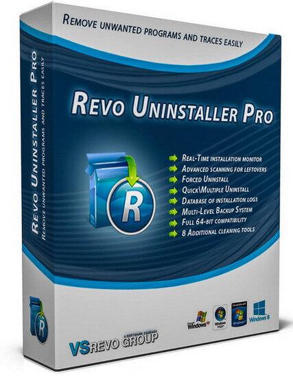 Revo Uninstaller Pro Full