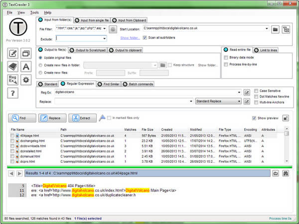 TextCrawler Pro Full