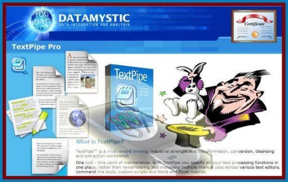 TextPipe Pro Full