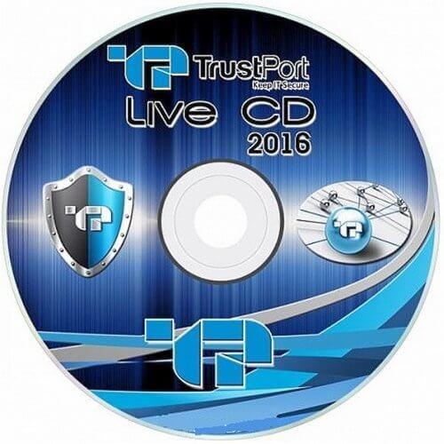 TrustPort LiveCD Full