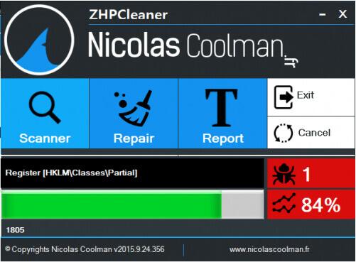 ZHPCleaner Full