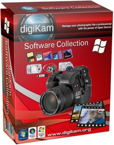digiKam Full