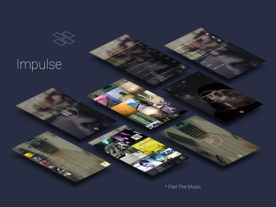 impulse Music Player Pro Full Apk