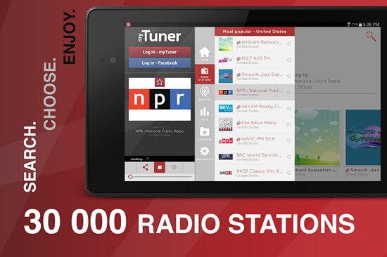 myTuner Radio Pro Full Apk