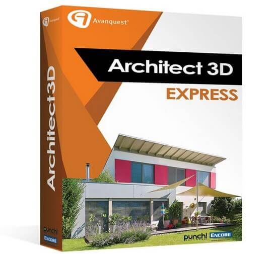 Avanquest Architecte D Express  Full