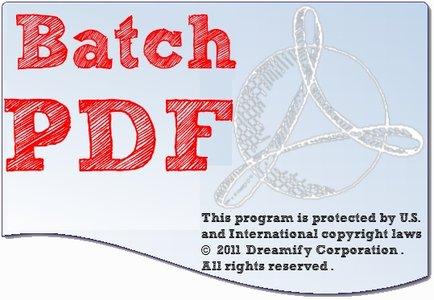 Batch PDF Pro Full