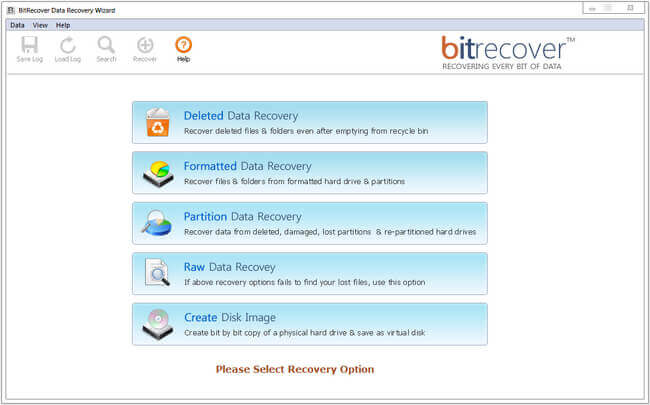 BitRecover Data Recovery Full