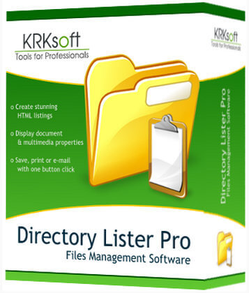 Directory Lister Pro Full