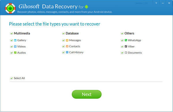 Gihosoft Android Data Recovery Full