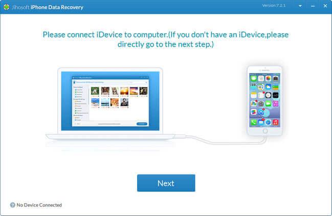 Jihosoft iPhone Data Recovery Full
