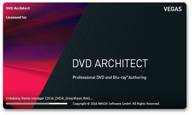 MAGiX Vegas DVD Architect Full