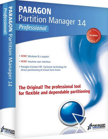 Paragon Virtualization Manager Professional Full