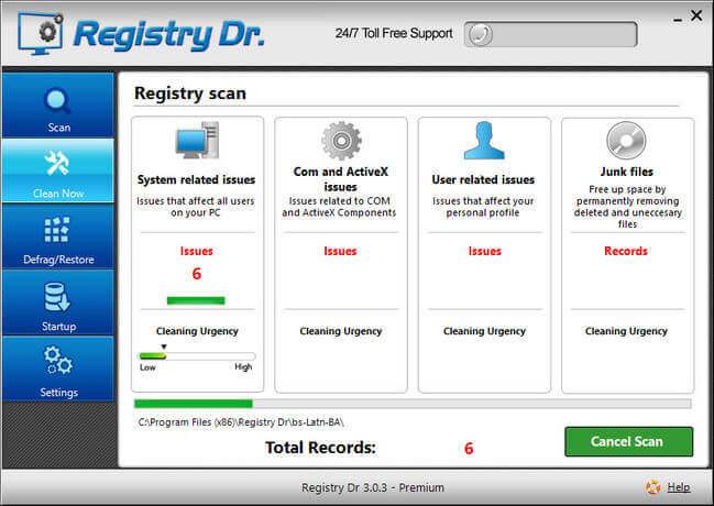 Registry Dr Full
