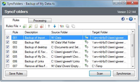 SyncFolders Full