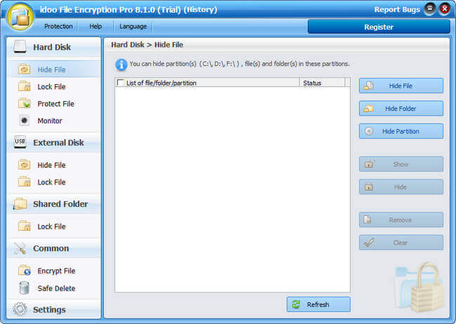Idoo File Encryption Pro Full