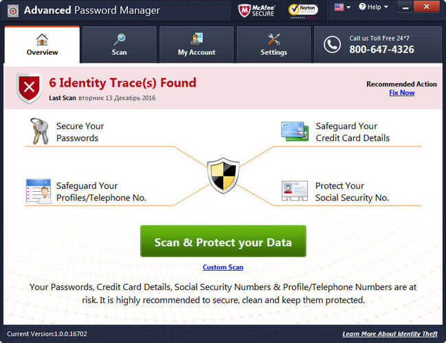 Advanced Password Manager Full