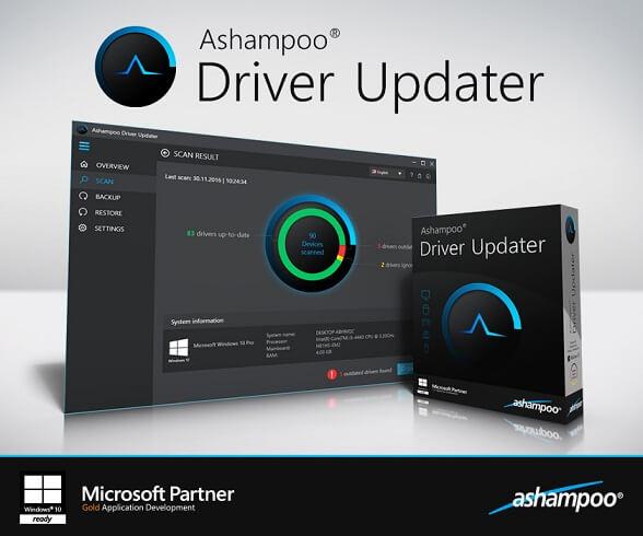 Ashampoo Driver Updater Full