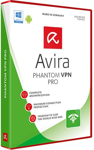 Avira Phantom VPN Pro Full