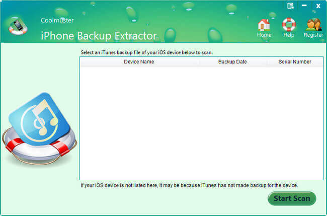 Coolmuster iPhone Backup Extractor Full