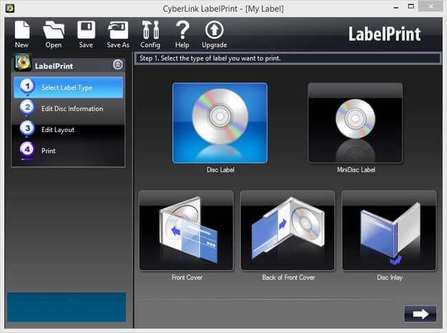 CyberLink LabelPrint Full