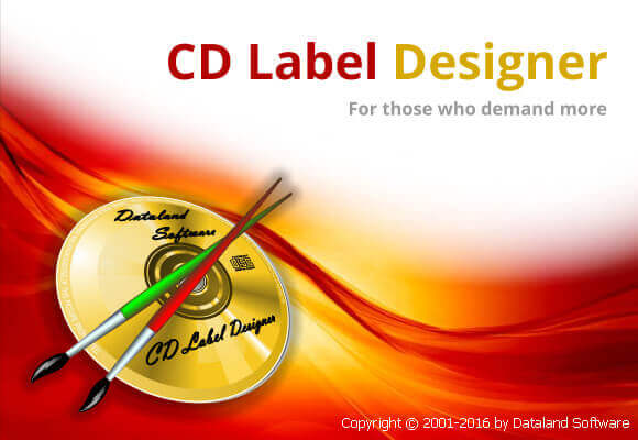 Dataland CD Label Designer Full