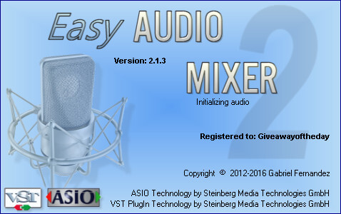 Easy Audio Mixer Full