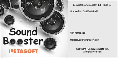 Letasoft Sound Booster Full