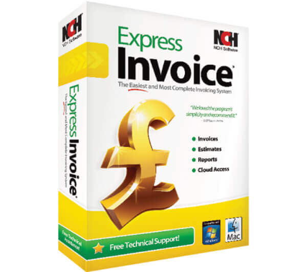 NCH Express Invoice Plus Full