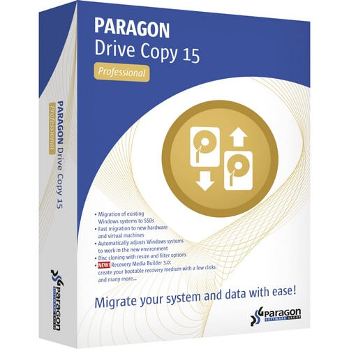 Paragon Drive Copy Pro Full