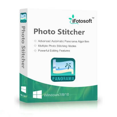 iFotosoft Photo Stitcher Full