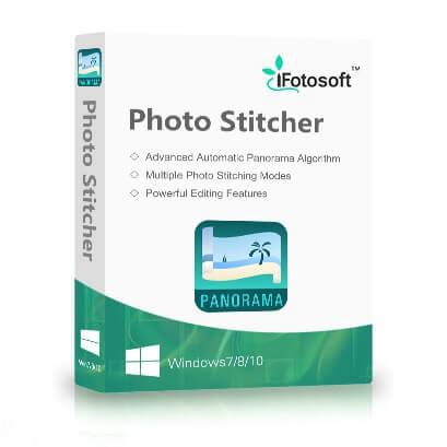 iFotosoft Photo Stitcher Full
