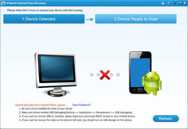 iPubsoft Android Data Recovery Full