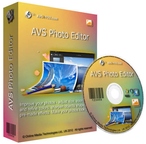 AVS Photo Editor Full Türkçe