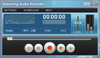 AbyssMedia Streaming Audio Recorder Full