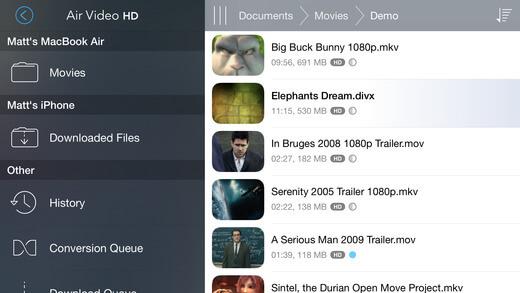 Air Video HD Full