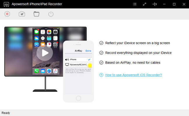 Apowersoft iPhone iPad Recorder Full