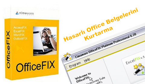 Cimaware OfficeFIX Professional Full
