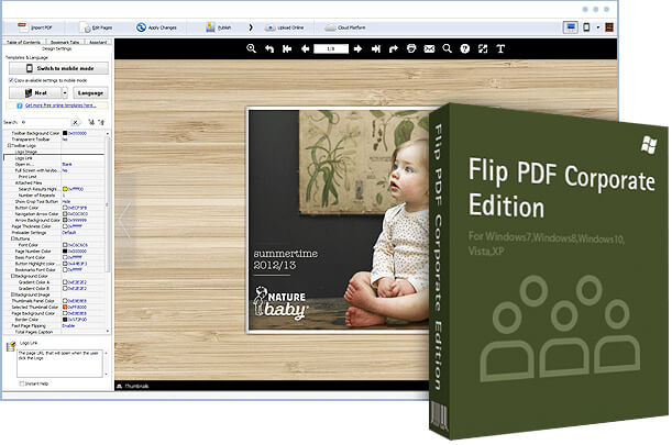 Flip PDF Corporate Edition Full