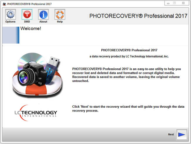 LC Technology PHOTORECOVERY 2017 Pro Full