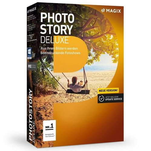 MAGIX Photostory 2017 Deluxe Full