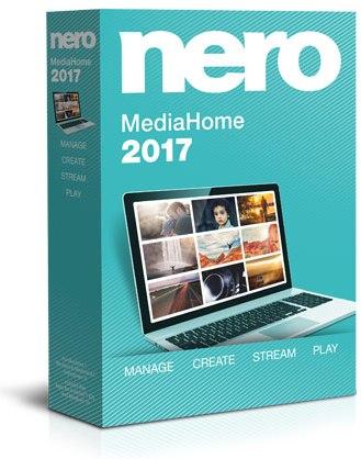 Nero MediaHome Standard 2017 Full