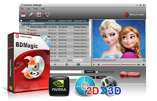 Pavtube BDMagic Full
