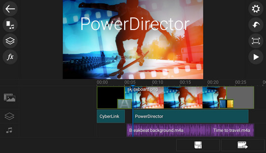 PowerDirector Video Editor App Apk Full