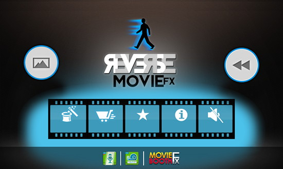 Reverse Movie FX - magic video Full Apk