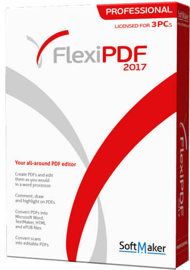 SoftMaker FlexiPDF 2017 Professional Full