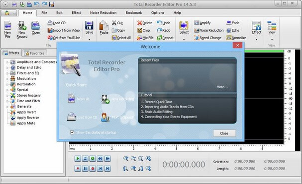 Total Recorder Editor Pro Full