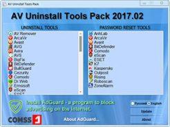 AV Uninstall Tools Pack Full
