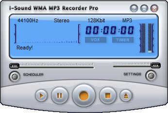 Abyssmedia i-Sound MP3 WMA Recorder Pro Full