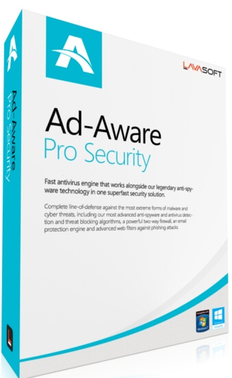 Ad-Aware Pro Security Full